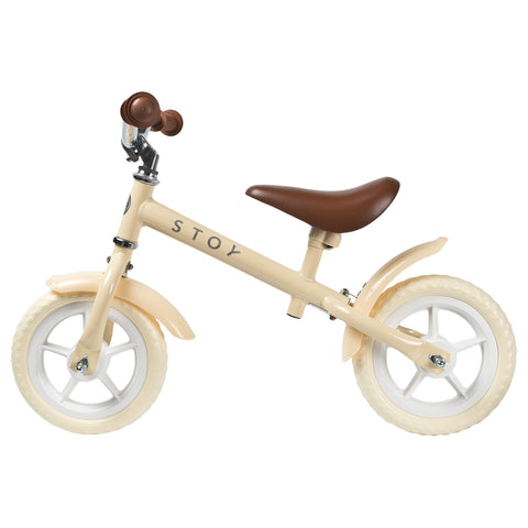"STOY 10"" Balance Bike - Vintage Cream"