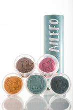 Ailefo Organic Modelling Clay - Basic Colours - Small Tube
