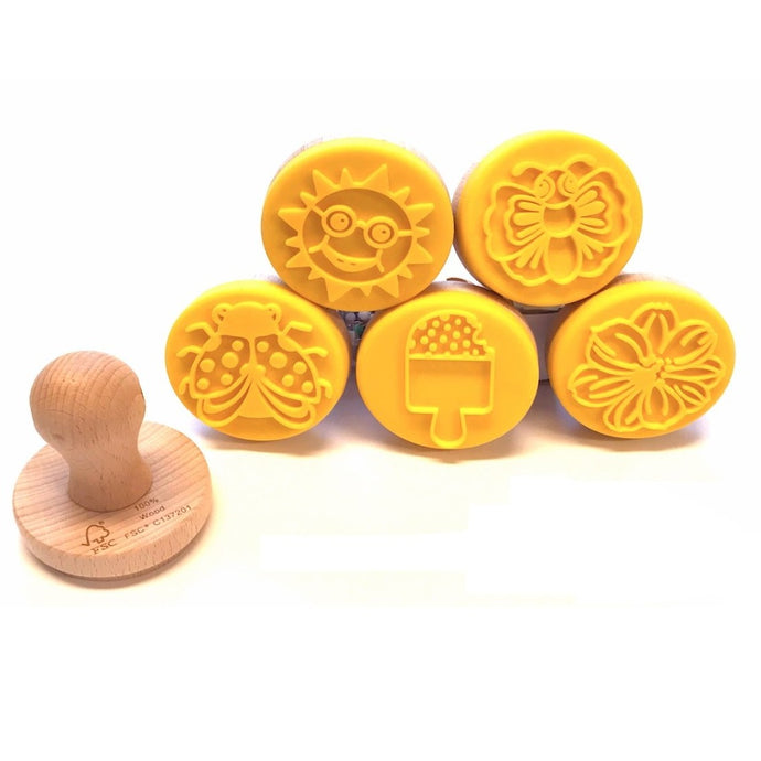 Ailefo Modelling Clay Stamps - Set of 5 - Sunshine Stories