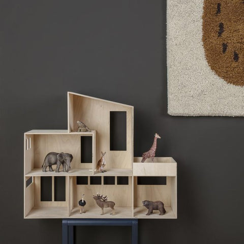 Ferm Living Miniature Funkis House - Large