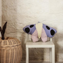 Ferm Living Moth Quilted Cushion