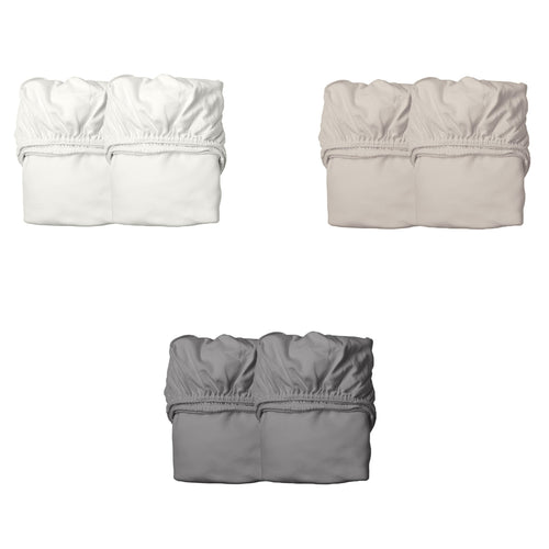 Leander Sheet For Classic Baby Cot - 2 Pcs
