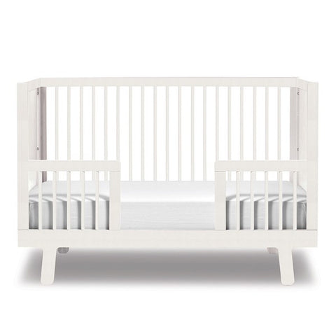 Oeuf NYC Sparrow Cot Bed - White