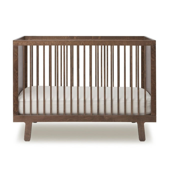 Oeuf NYC Sparrow Cot Bed - Walnut