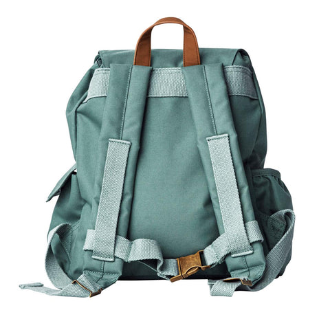 Sebra Mini Kids Backpack - Spruce Green