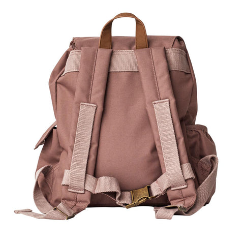 Sebra Mini Kids Backpack - Rustic Plum