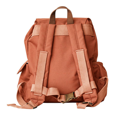 Sebra Mini Kids Backpack - Sweet Tea Brown
