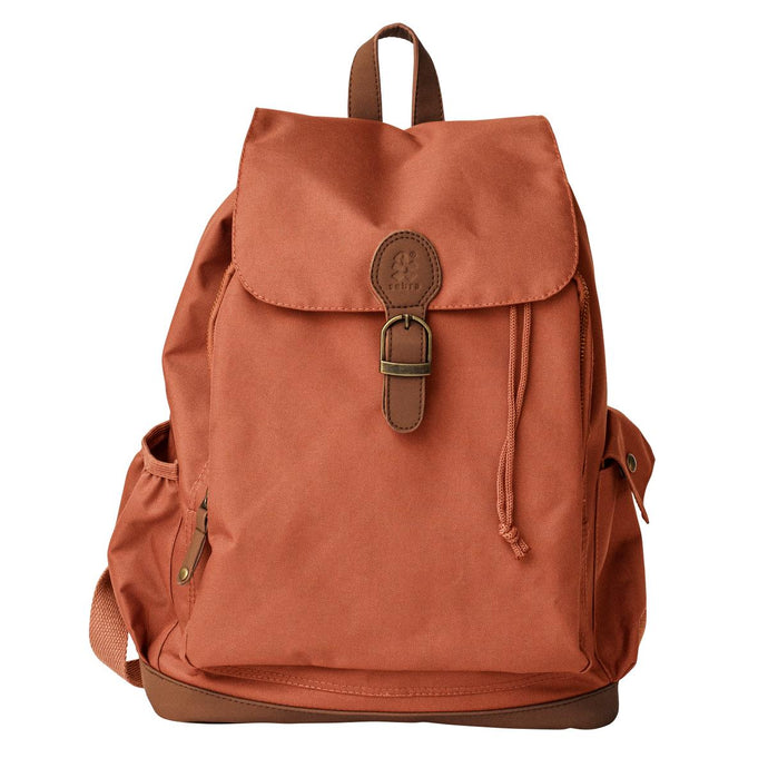 Sebra Kids Junior Backpack - Sweet Tea Brown