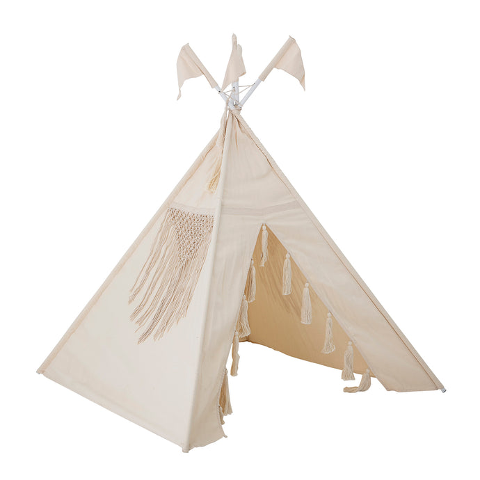 Bloomingville Fardin Children's Tipi - Natural