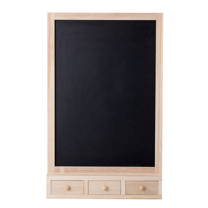 Bloomingville Blackboard With Drawers