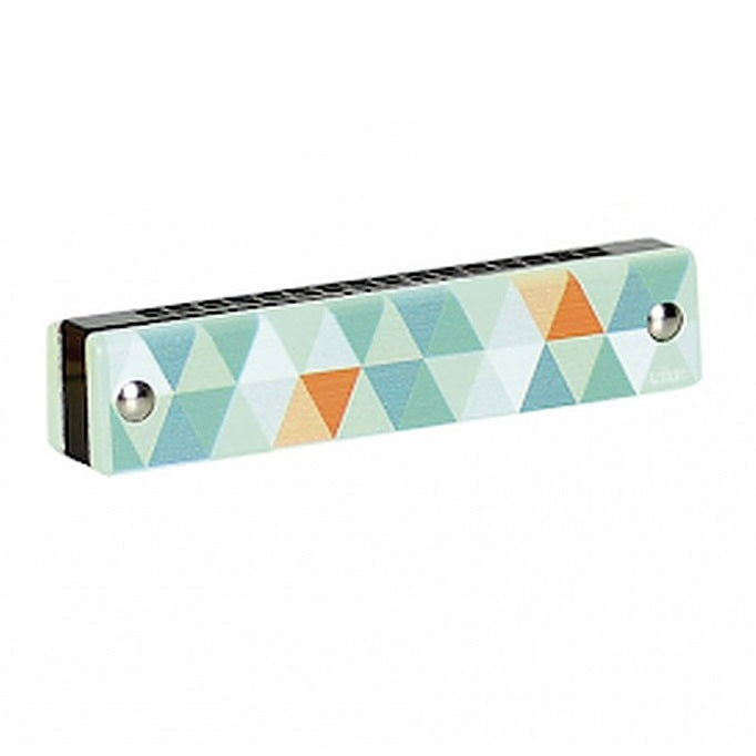 Vilac Wooden Harmonica - Triangles