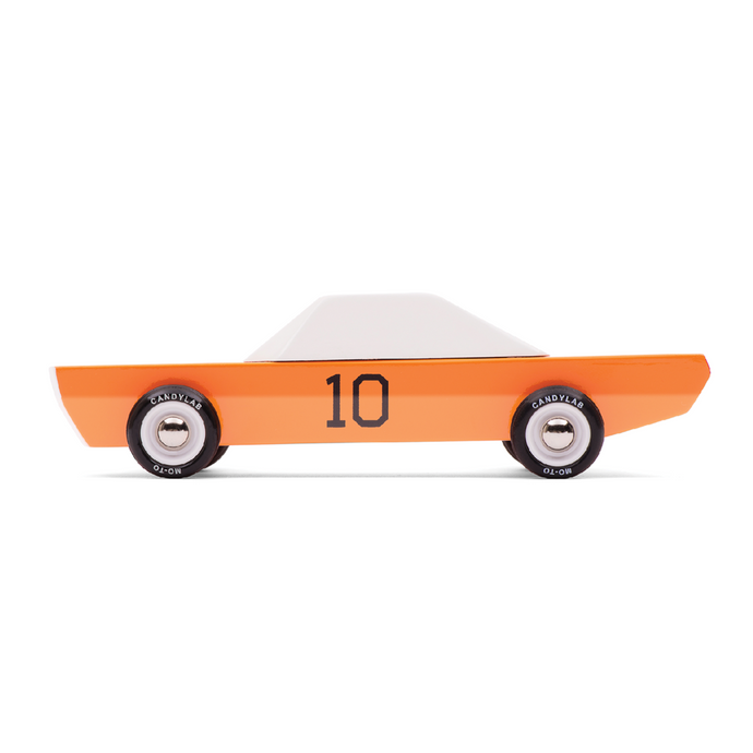 Candylab - 'The GT10' Wooden Toy Car