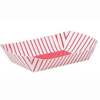 Paper Snack Trays - 4 Pack