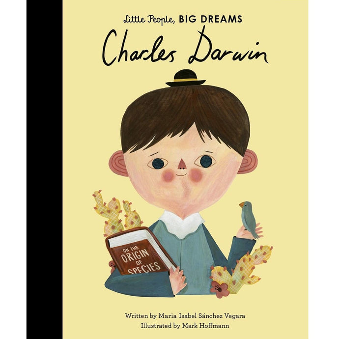 Charles Darwin (Little People, Big Dreams) - Children's Hardback Book