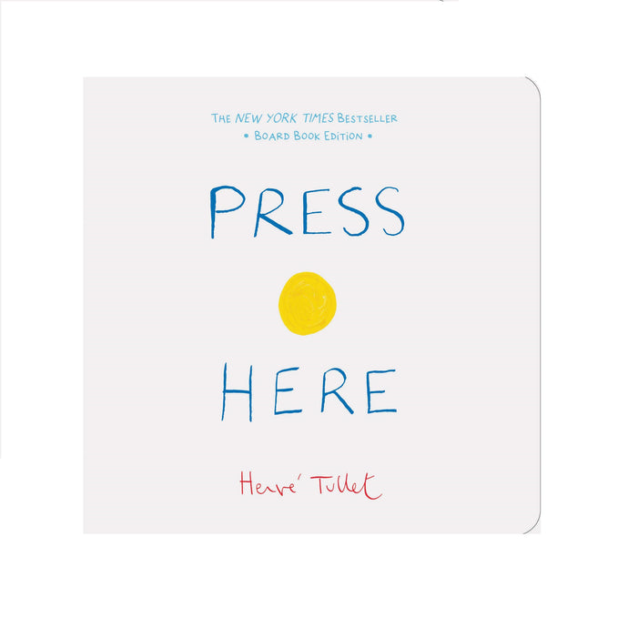 Press Here - Children's Board Book