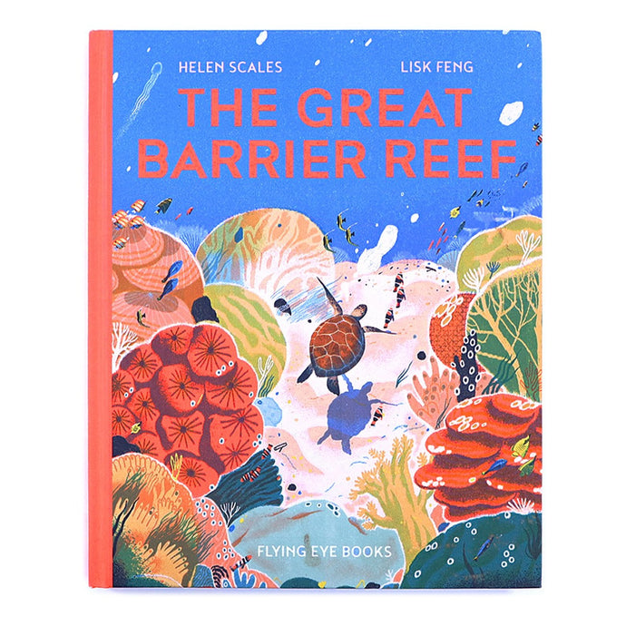 The Great Barrier Reef - Children's Hardback Book