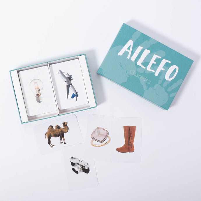 Ailefo Modelling Clay Charades Game
