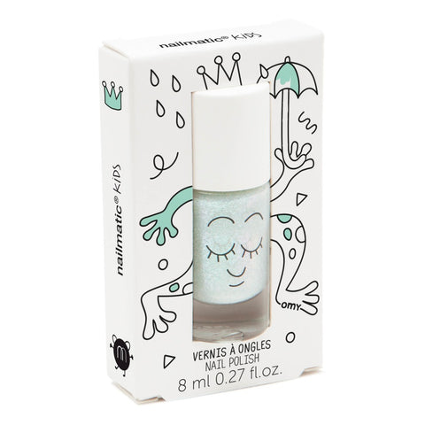 Nailmatic Wash Off Nail Varnish - Aldo (Pearly Green)
