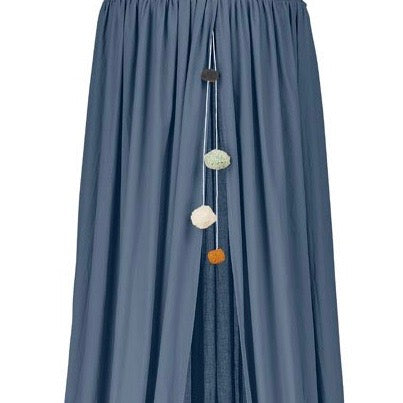 Liewood Enzo Organic Canopy - Blue Wave | Liewood