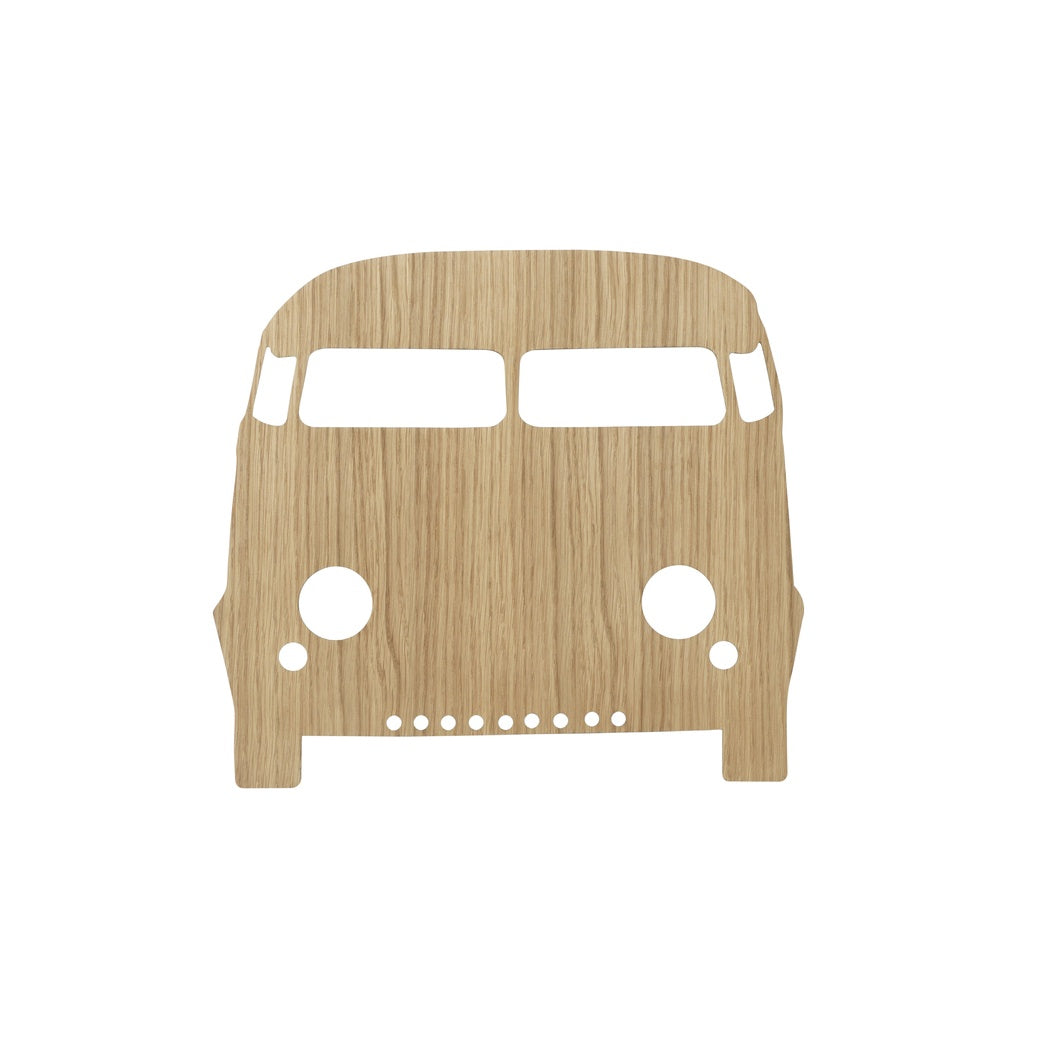 Ferm Living Car Lamp - Oiled Oak