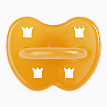 Hevea Natural Rubber Crown Round Soother - 0-3 Months | Soren's House