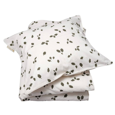 Fabelab Junior Bedding Set (100 x 140cm) - Leaves
