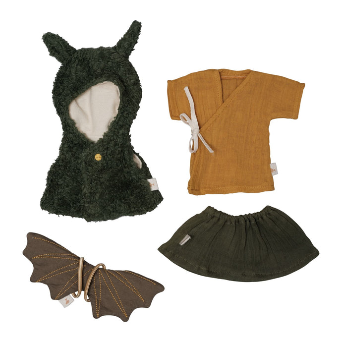 Fabelab Doll Clothes Set - Dragon Cape
