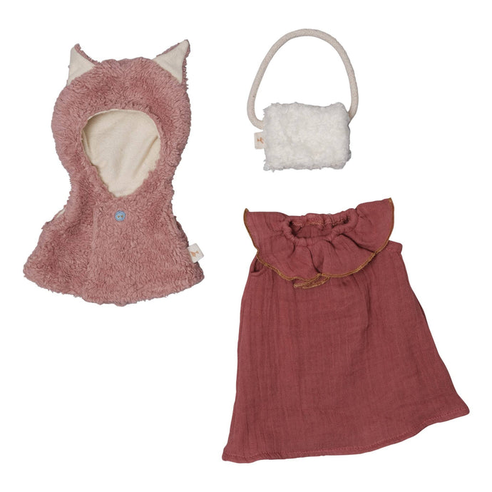 Fabelab Doll Clothes Set - Fox