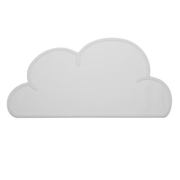 Baby & Children's Cloud Placemat by KG Design - Pale Grey