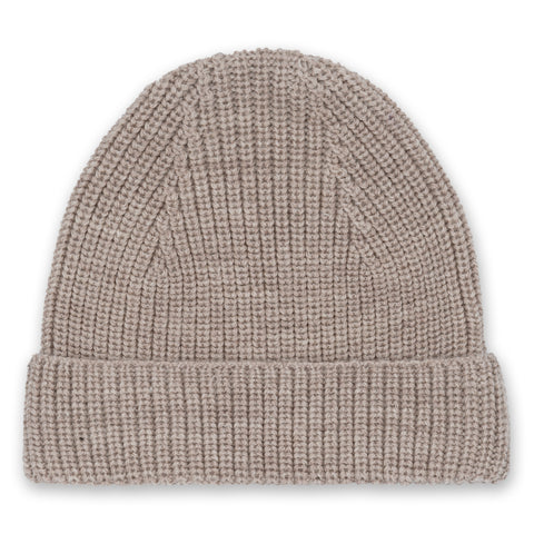 Konges Slojd Witum Knit Beanie - Paloma Brown
