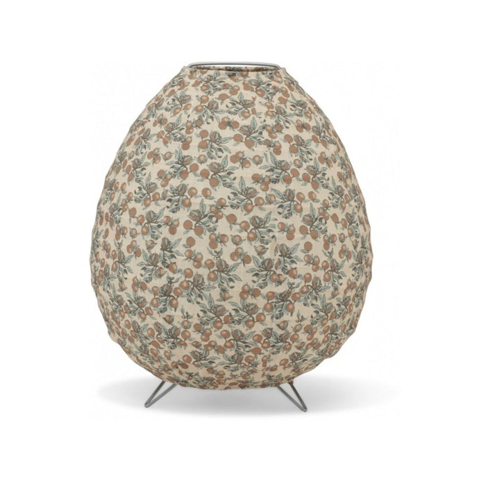 Konges Slojd Fabric Table Lamp - Orangery Beige