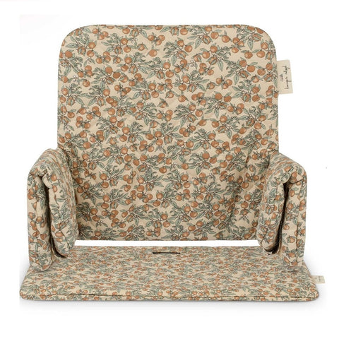 Konges Slojd Highchair Cushion - Orangery Beige