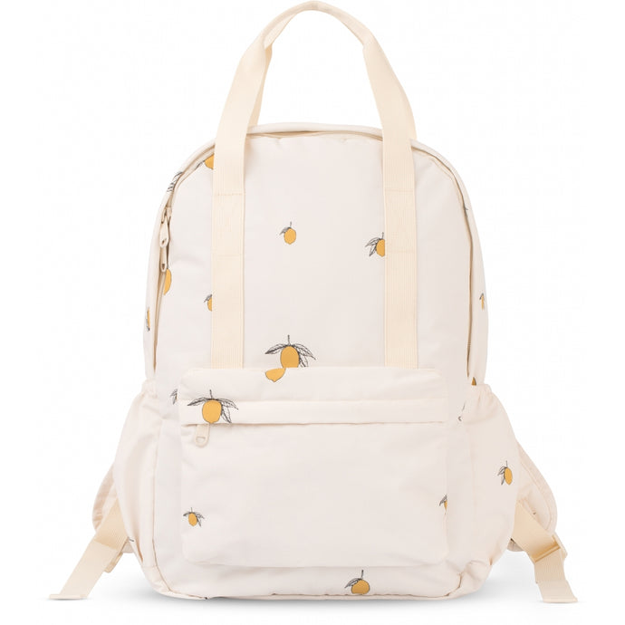Konges Slojd Loma Backpack - Junior - Lemon