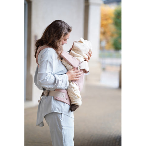 Konges Slojd Nola Baby Carrier - Cherry