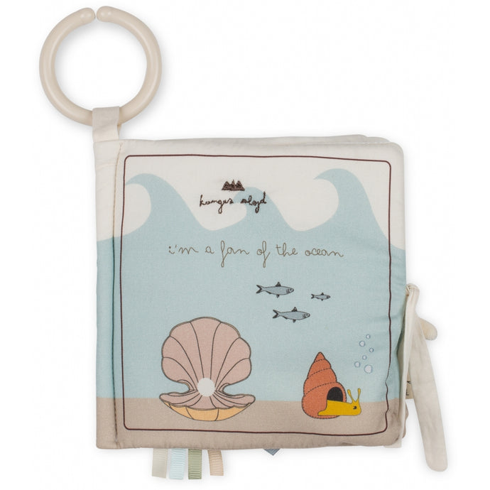 Konges Slojd Ocean Fabric Book