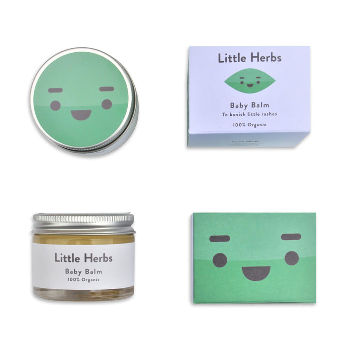 Little Herbs Baby Balm - 50ml