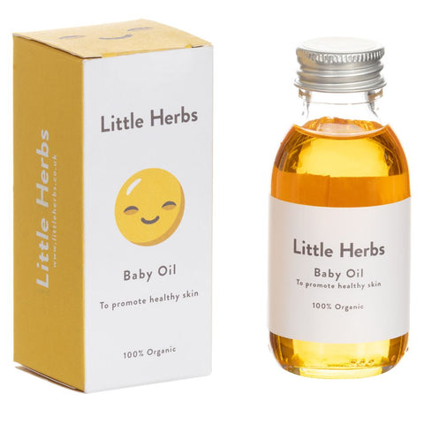 Little Herbs Baby Oil - 100ml