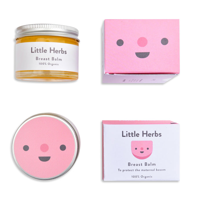 Little Herbs Breast Balm - 50ml