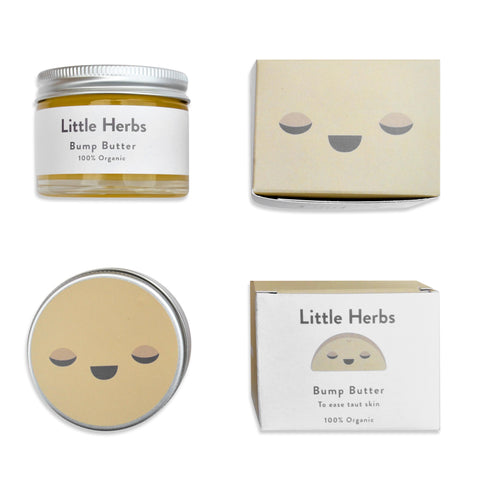 Little Herbs Bump Butter - 50ml
