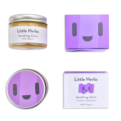 Little Herbs Soothing Salve - 50ml