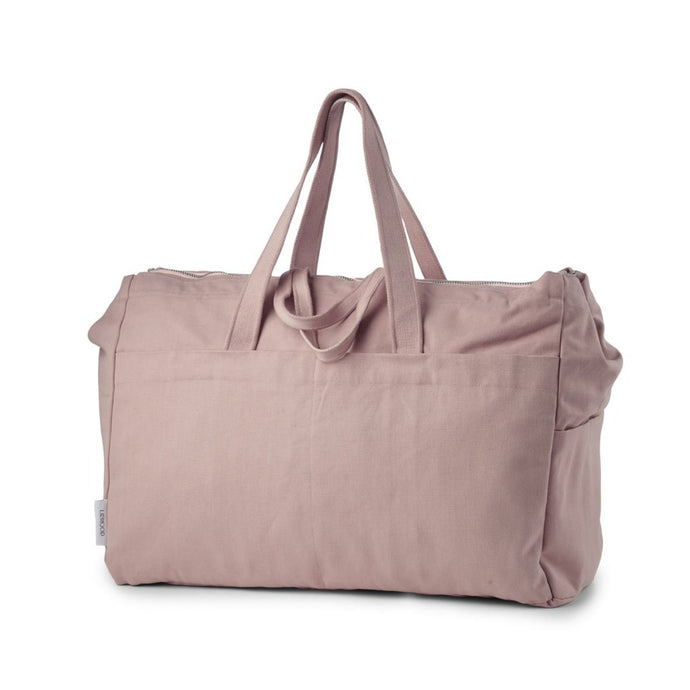 Liewood Melvin Organic Changing Bag - Rose