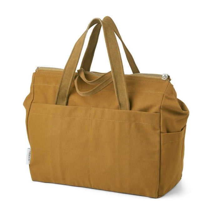Liewood Melvin Organic Changing Bag - Olive Green