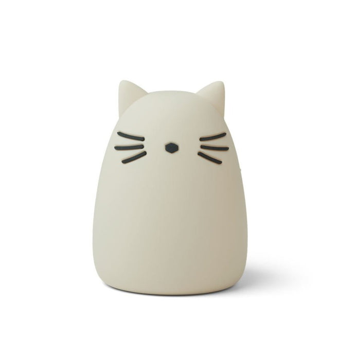 Liewood Winston Night Light - Cat Sandy