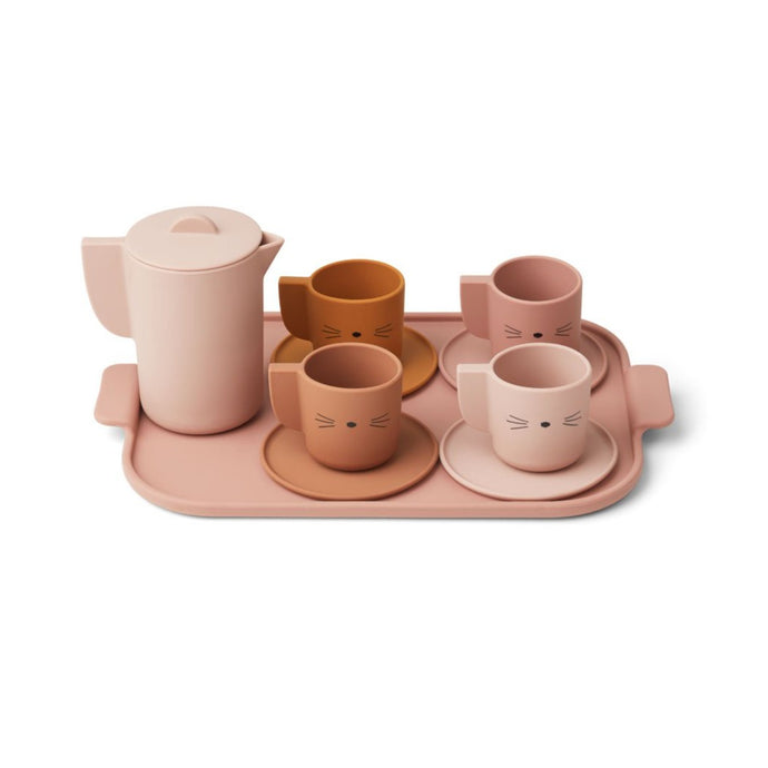 Liewood Ophelia Tea Set - Rose Multi Mix