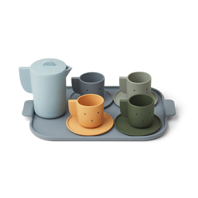 Liewood Ophelia Tea Set - Blue Multi Mix
