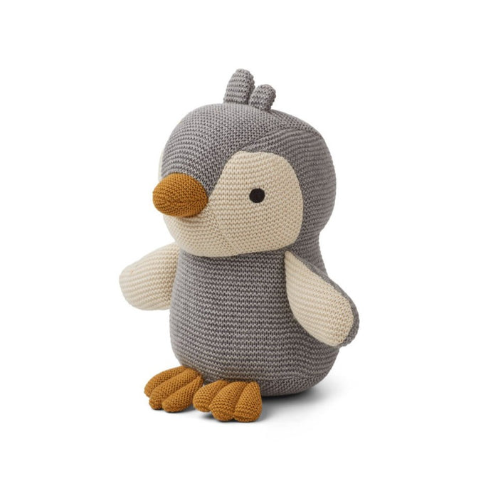 Liewood Pearl The Penguin - Grey Melange