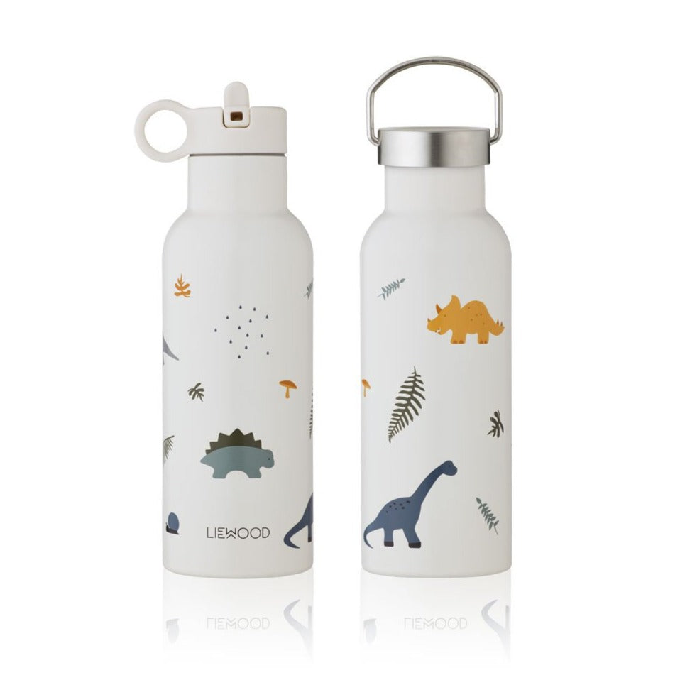 Liewood Neo 500ml Water Bottle - Dino Mix