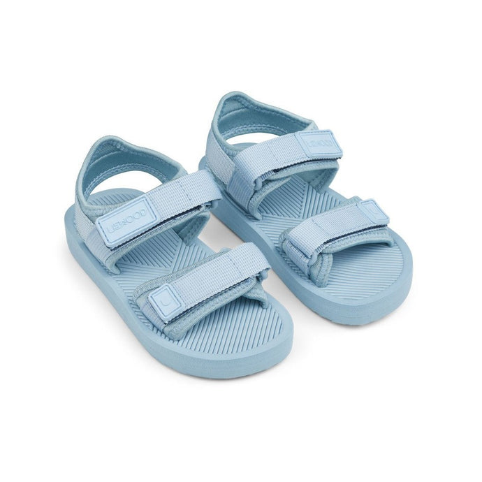Liewood Monty Sandals - Sea Blue