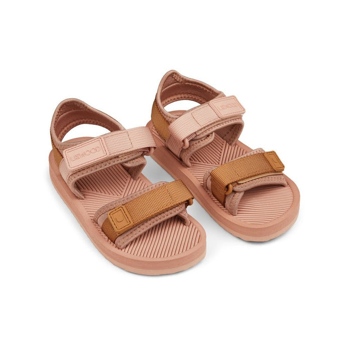 Liewood Monty Sandals - Rose Mix