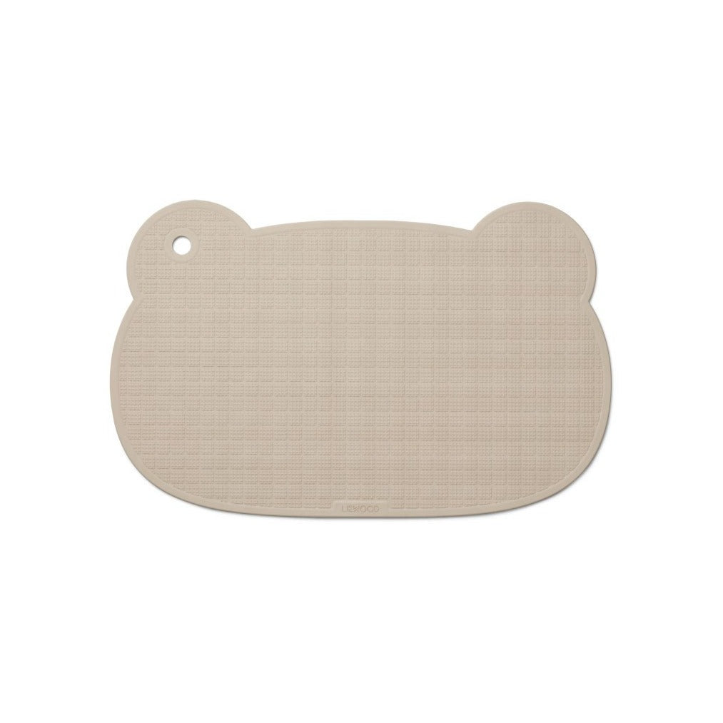 Liewood Sailor Bathmat - Mr Bear Sandy